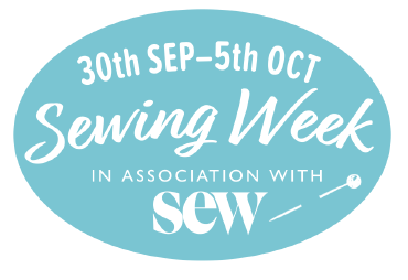 Sewing Week 30th Sep - 5th Oct