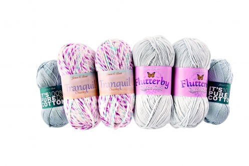 James C. Brett Yarn Bundle