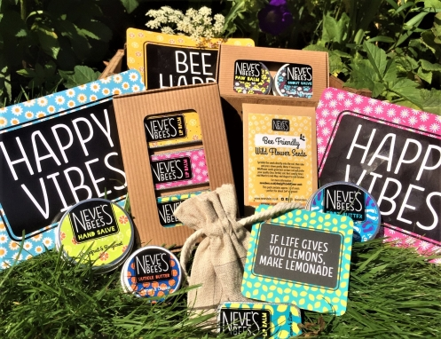 Neve's Bees Pamper Pack