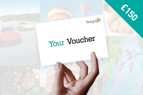 Buyagift Experience Voucher