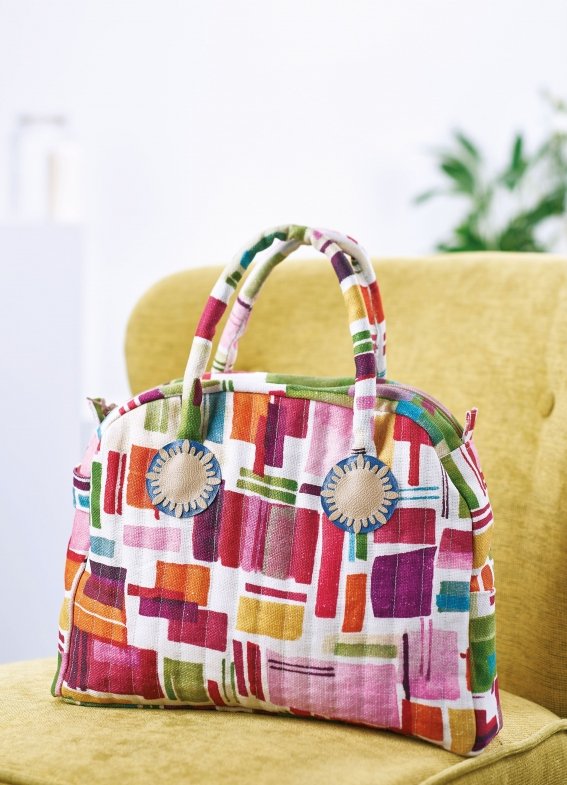 Bowling Bag - Sew 114 September 18