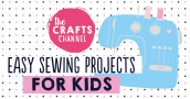Sewing Projects for Kids Digi Boxset