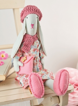 Sew 139 August 20 Rosie the Rabbit Outfit