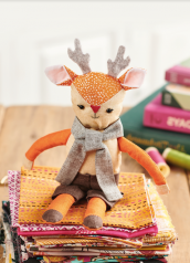 Sew 141 October 20 Darcy The Deer