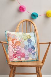 Sew 144 December 20 Honeycomb Cushion