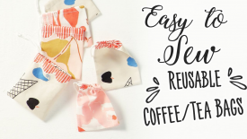 Reusable Coffee Bags