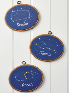 Sew 146 February 2021 Astrology Hoops