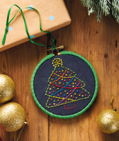 Sew 142 Christmas 20 Tree Hoop