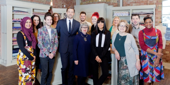 BREAKING NEWS! Sewing Bee Series Four Trailer!
