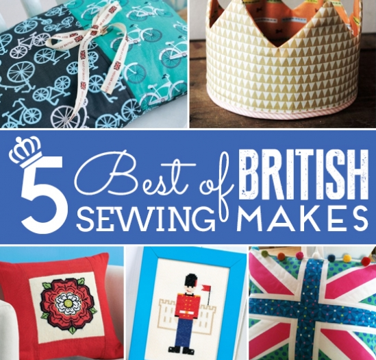 Top 5 Best of British Sewing Makes