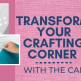 Transform your Crafting Corner with The Cameo 4
