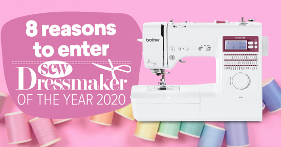 Dressmaker of the Year 2020: 8 Reasons to Enter
