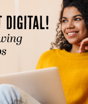 Let's Get Digital! Online Sewing Workshops