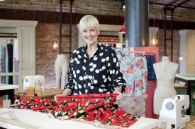 Sew Remembers Sewing Bee's Lorna Monje