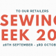 Sewing Week 2020: To Our Retailers