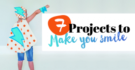 7 Projects to make you happy