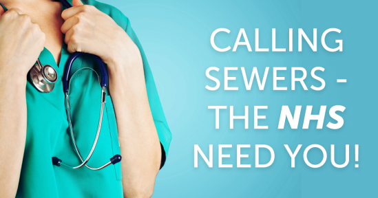 Calling All Stitchers! Help Support The NHS By Sewing Scrubs