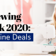 Your 2020 Sewing Week Machine Offers