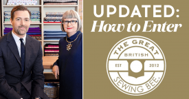 Updated - How To Enter the Sewing Bee