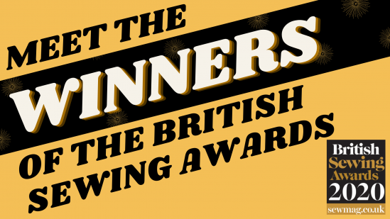 Meet The Winners of The British Sewing Awards 2020