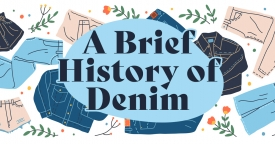 THE DENIM DEBRIEF: A Brief History of Denim