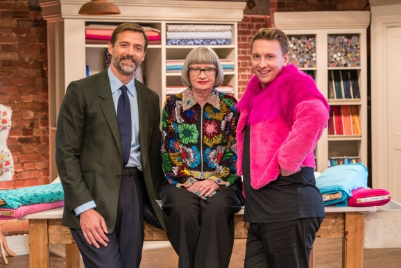 Great British Sewing Bee Series Six Dates Announced
