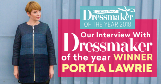 Our Interview With Dressmaker of the Year Winner Portia Lawrie
