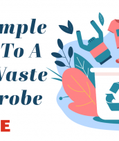 Ten Simple Steps to a Zero Waste Wardrobe