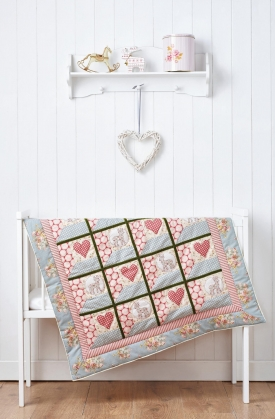 Attic Window Quilt