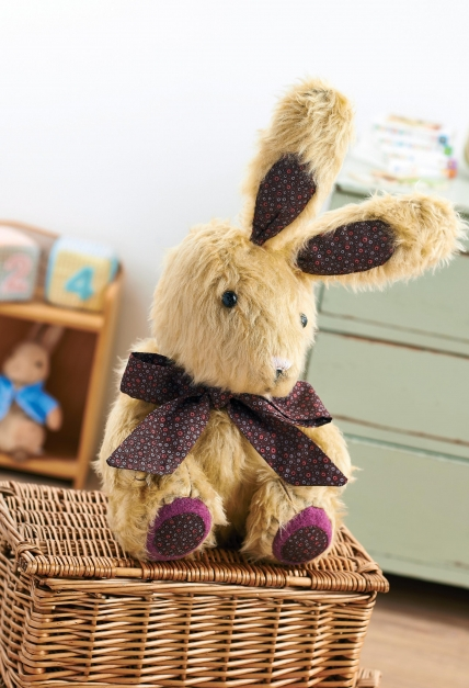 Plush Bunny Rabbit Toy