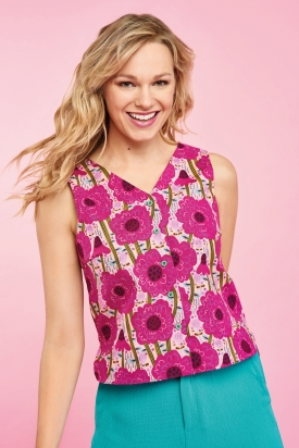 Button-Up Cami