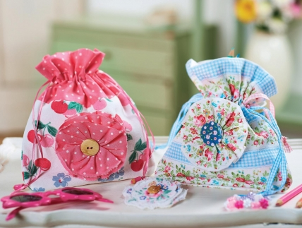 Cath Kidston Fabric Party Bags