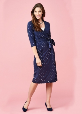 Reese Classic Wrap Dress