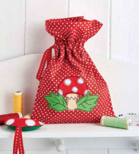 Toadstool Gift Set
