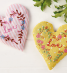 Heart Embroidery Set
