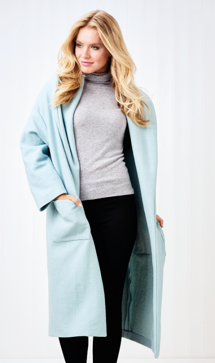 Serena Wool Coat