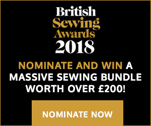Sew Awards 2018