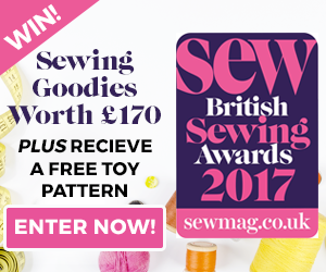 Sew Awards 2017