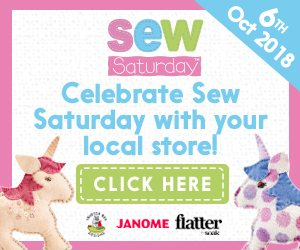 Sew Saturday 2017