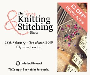 Knitting & Stitching Show - Jan