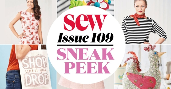 Sew Issue 109 Sneak Peek