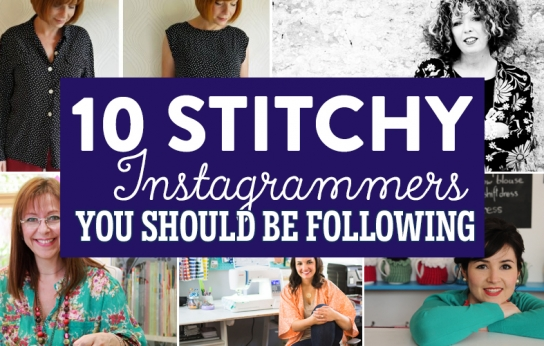 10 Stitchy Instagrammers You Should Be Following