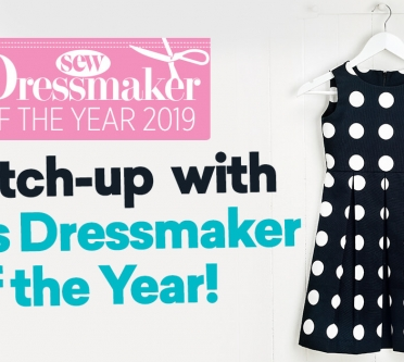 Dressmaker of the Year 2018 winner