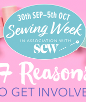 Join us for Sewing Week UK 2019!