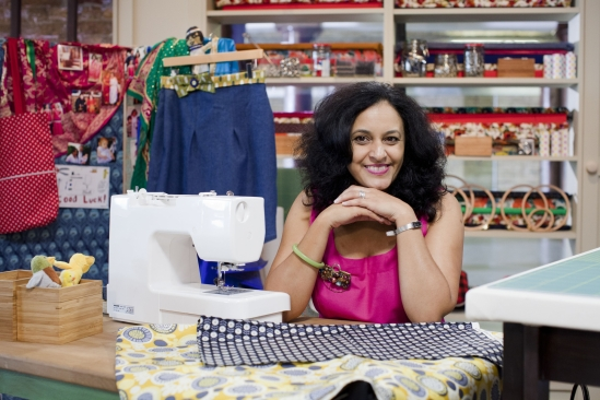 The Great British Sewing Bee Review: It's vintage week, get the old girls out!