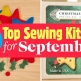 8 Top Sewing Kits for September - Create and Craft