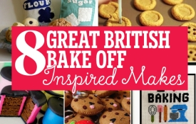 8 Great British Bake Off Inspired Makes