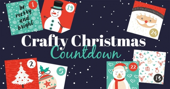 Crafty Advent: A surprise a day!
