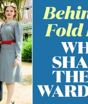 Behind the Fold Lines - What Shaped the 40s Wardrobe