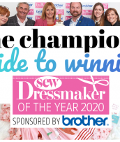 The champions' guide to winning Dressmaker of the Year 2020!